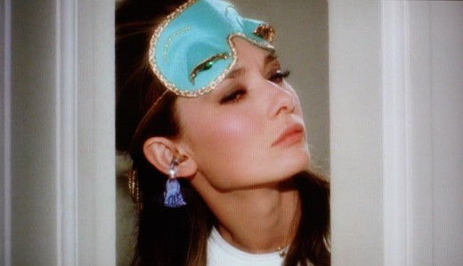 Breakfast's at Tiffany sleep mask