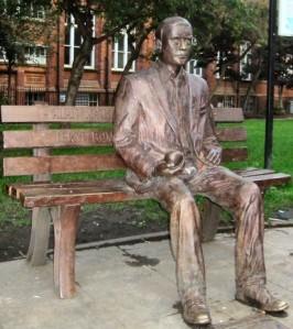 Alan Turing Manchester